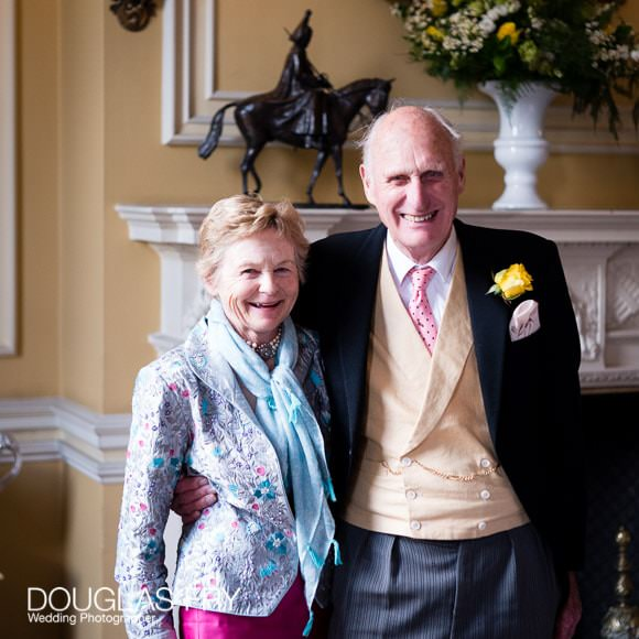 Family photograph at London Club