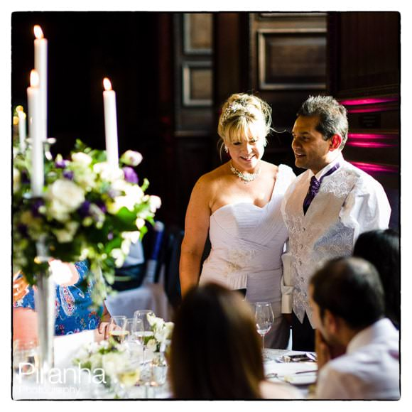 Wedding Photographer Stationers' Hall in September 1
