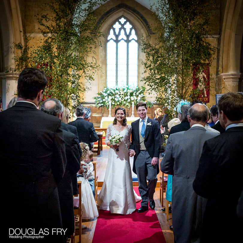Hampshire Wedding Photographer - Wedding Photography taken last Saturday 1