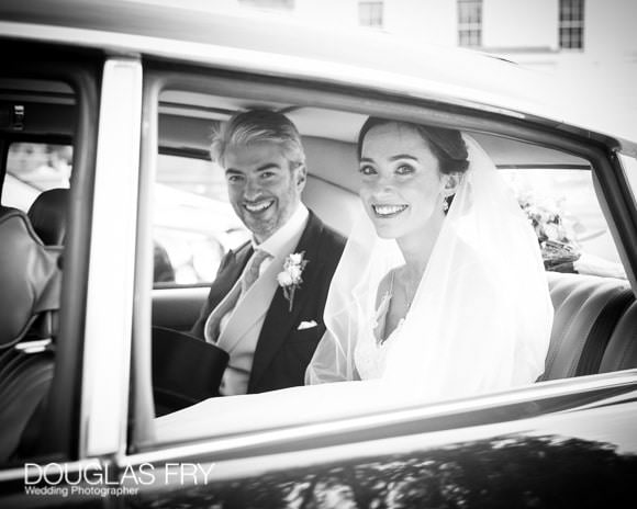 The Guards' Chapel and Cavalry and Guards Club Wedding Photographer 5
