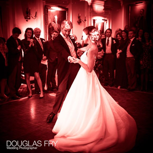 The Guards' Chapel and Cavalry and Guards Club Wedding Photographer 13