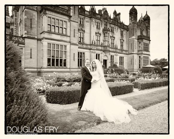 Wedding at Merevale Hall in Warwickshire 4