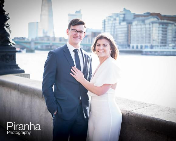Wedding Photographer at London Sites and Chelsea Register Office - Martina & Sergei 1