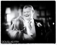 wedding photograph taken at Savile Club in London