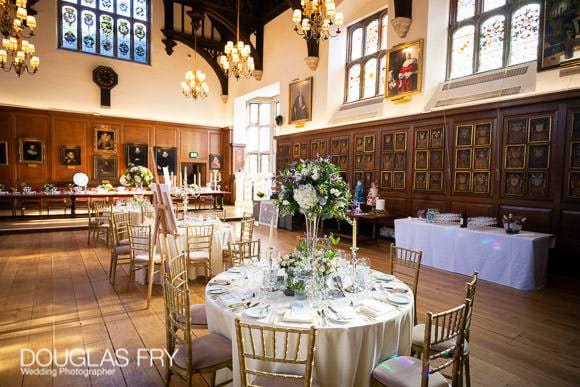 Photograph of Grays Inn Wedding Open Day in London