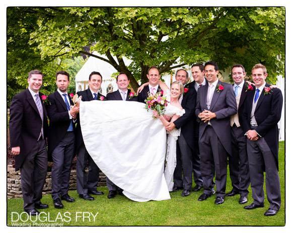 Oxfordshire Wedding Photographer - Summer Wedding Day 8