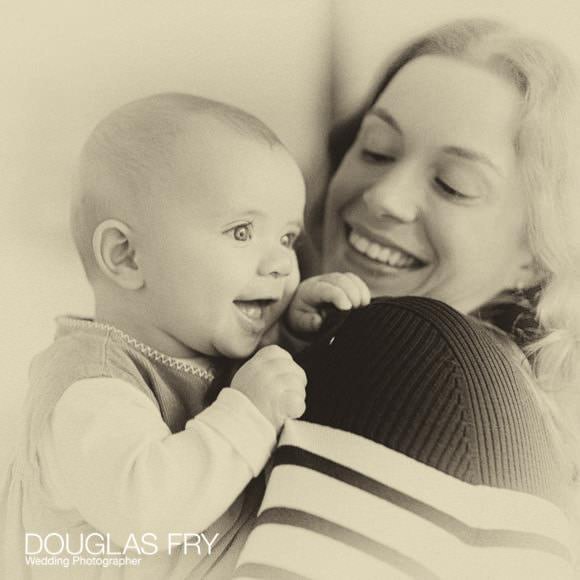 Mother and baby photographer