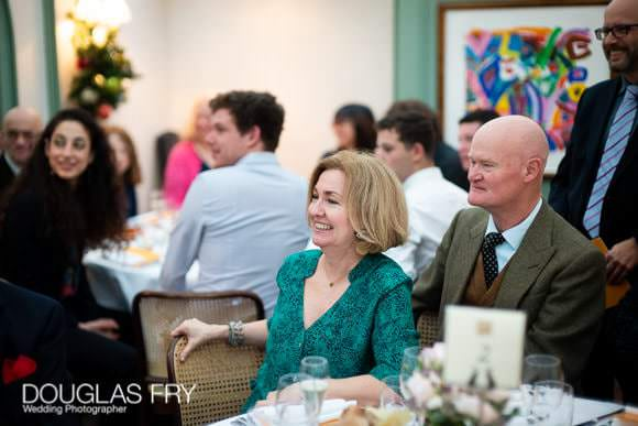 Lunch at Daphnes - photography of guests
