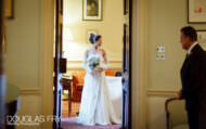 London wedding details - the Lansdowne Club