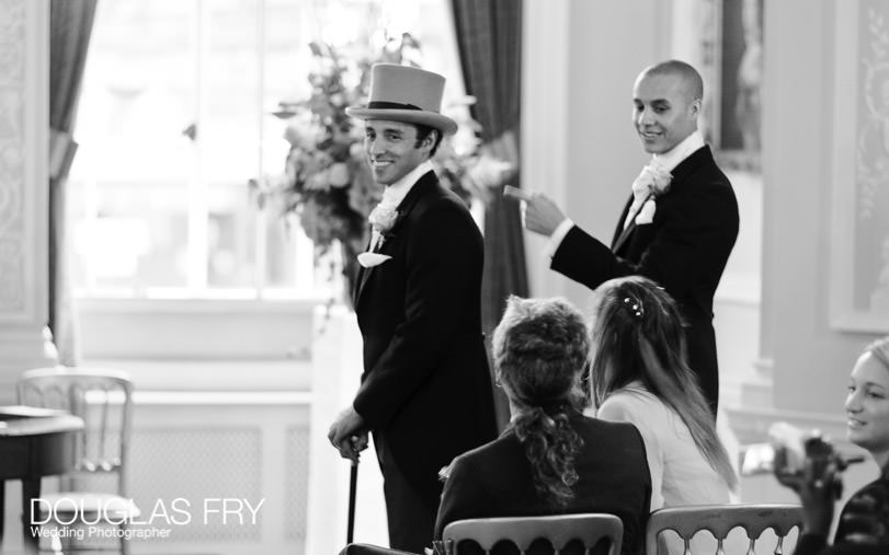 Looking Back at The Details for this London Wedding at the Lansdowne Club in Mayfair 11