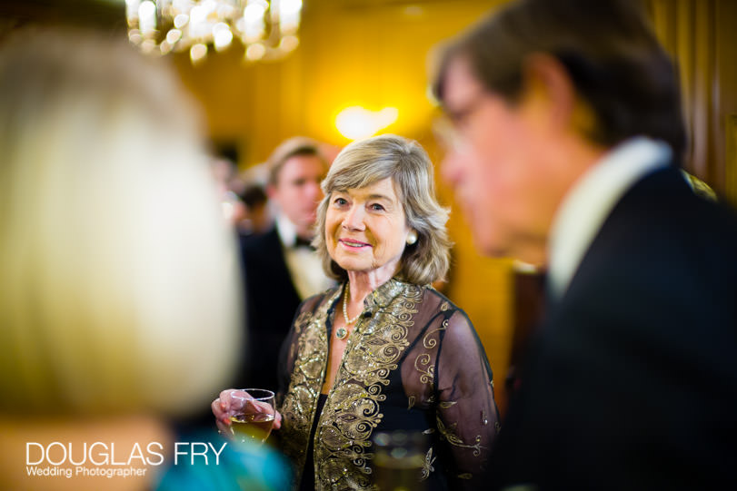 Retirement party photography at Inner Temple - guest