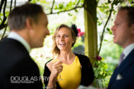 Wedding PHotograph of guest taken with Leica Noctilux lens