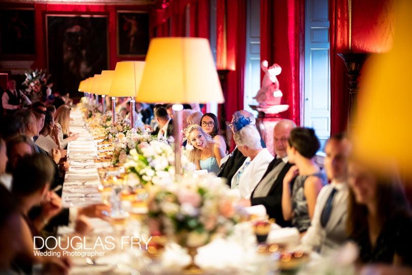 Leica wedding photography at reception