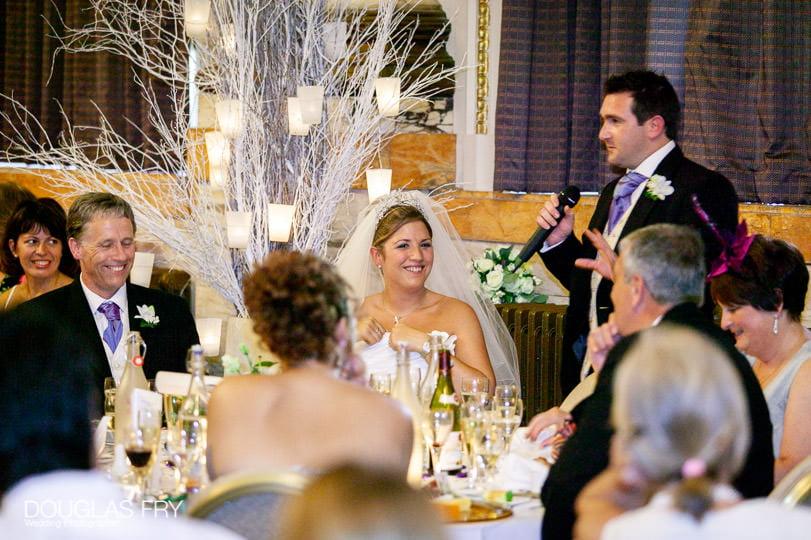 Wedding Photographer One Great George Street London - groom