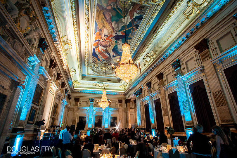 Wedding Photographer One Great George Street London - room photography