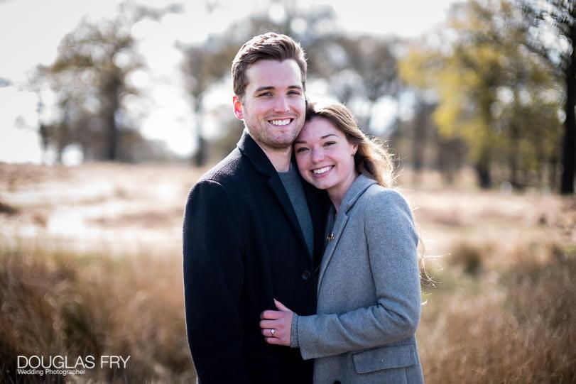 Engagement Photography London - Richmond Park