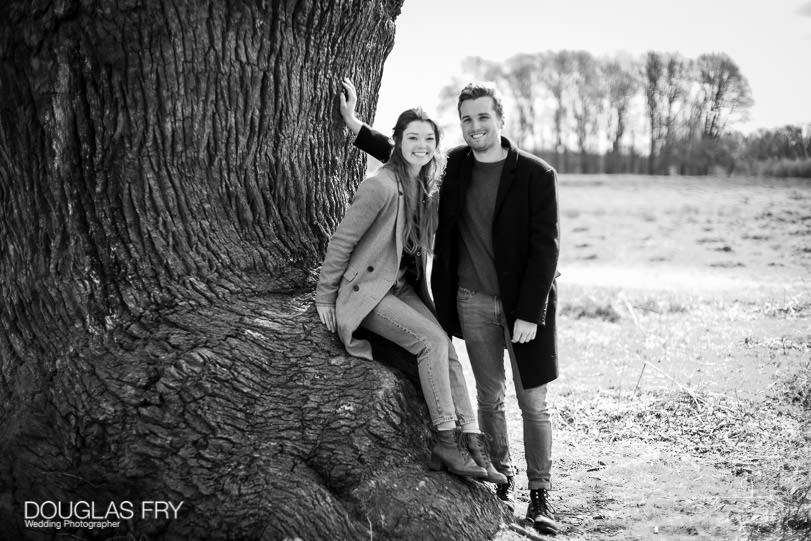 Engagement Photography in London - Richmond Park