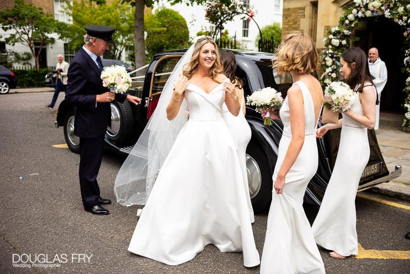 Chelsea Physic Gardens Wedding Photography