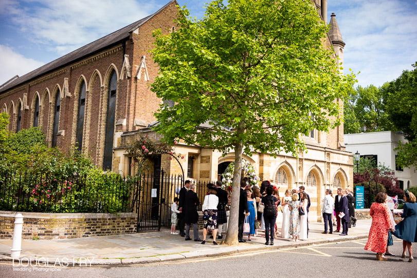 wedding photography in Chelsea