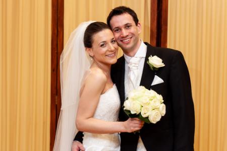Wedding photographer Berkeley Hotel