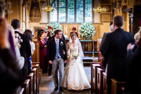 Wedding photographer Chelsea Old Church