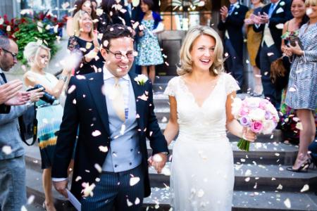 Wedding photographer Chelsea Register Office