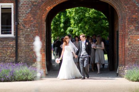 Wedding photographer Fulham Palace