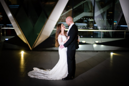 Wedding photographer Gherkin