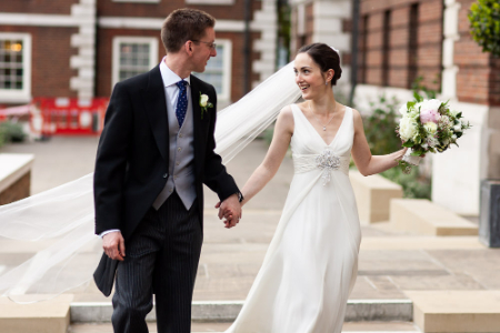 Wedding Photographer At The Inner Temple