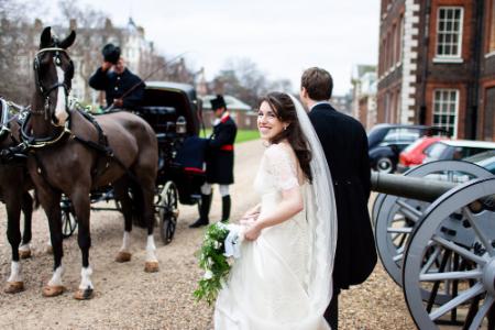 Wedding photographer Royal Hospital Chelsea