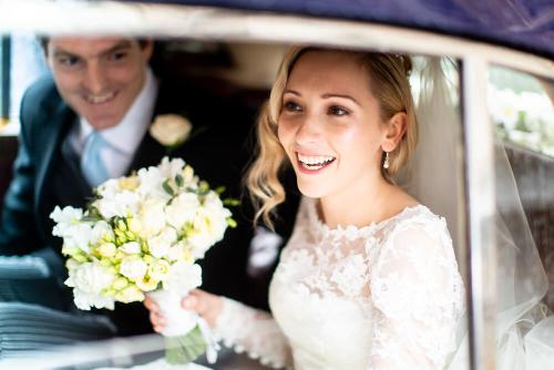 Wedding photographer St Etheldredas
